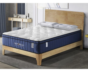 Deep Dream Cool Gel Infused Memory Foam Queen Mattress