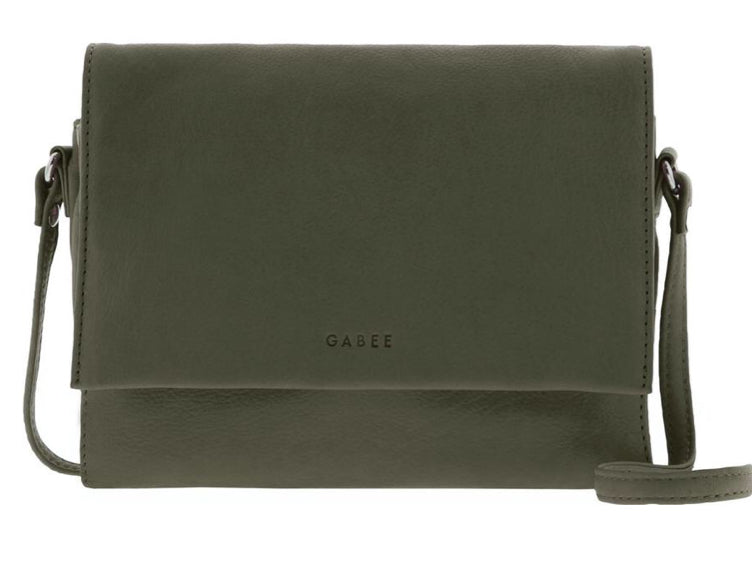 Eloise Soft Leather Flap Bag
