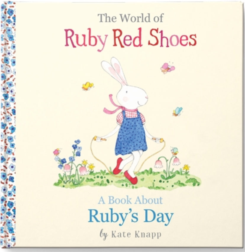 Ruby Red Shoes Ruby's Day