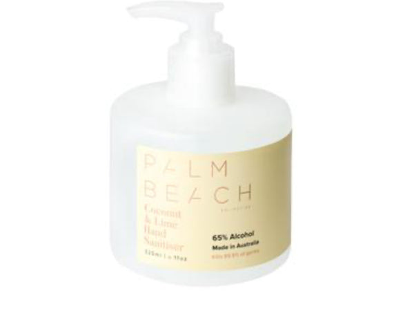 Palm Beach Hand Sanitiser