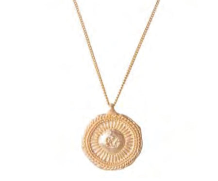 Sundance Pendant Necklace