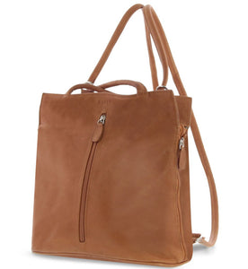 Ellie Leather Convertable Back Pack