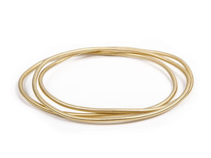 Alexa Multi Bangle Set - Gold