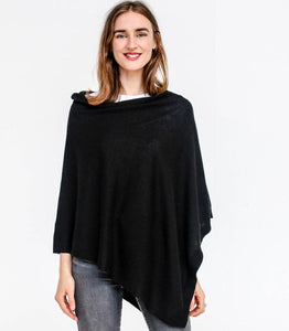 Alice 100% Cotton Poncho