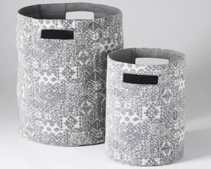 Hip Planter/Storage Sacks - Steel Grey Drift