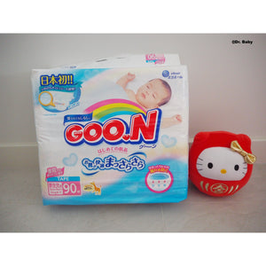 GOO.N Nappy Open type New Born(~5kg) 90pcs