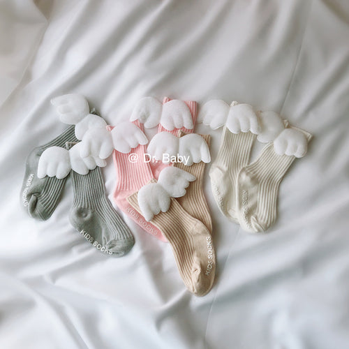 Baby Wing Sock (Pink)