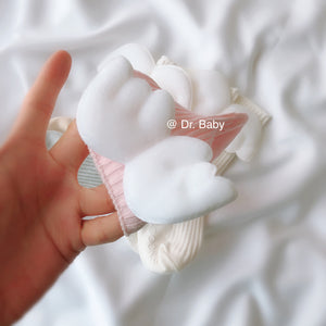 Baby Wing Sock (White)