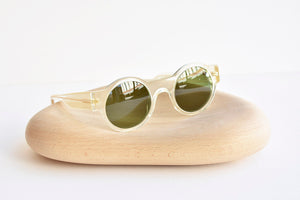 Gena Sunglasses - Transparent