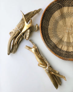 GOLD LEAF NATURE BUNDLES