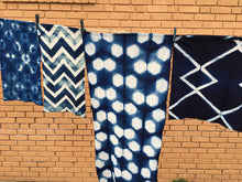 Indigo and Shibori Natural Dye Kit