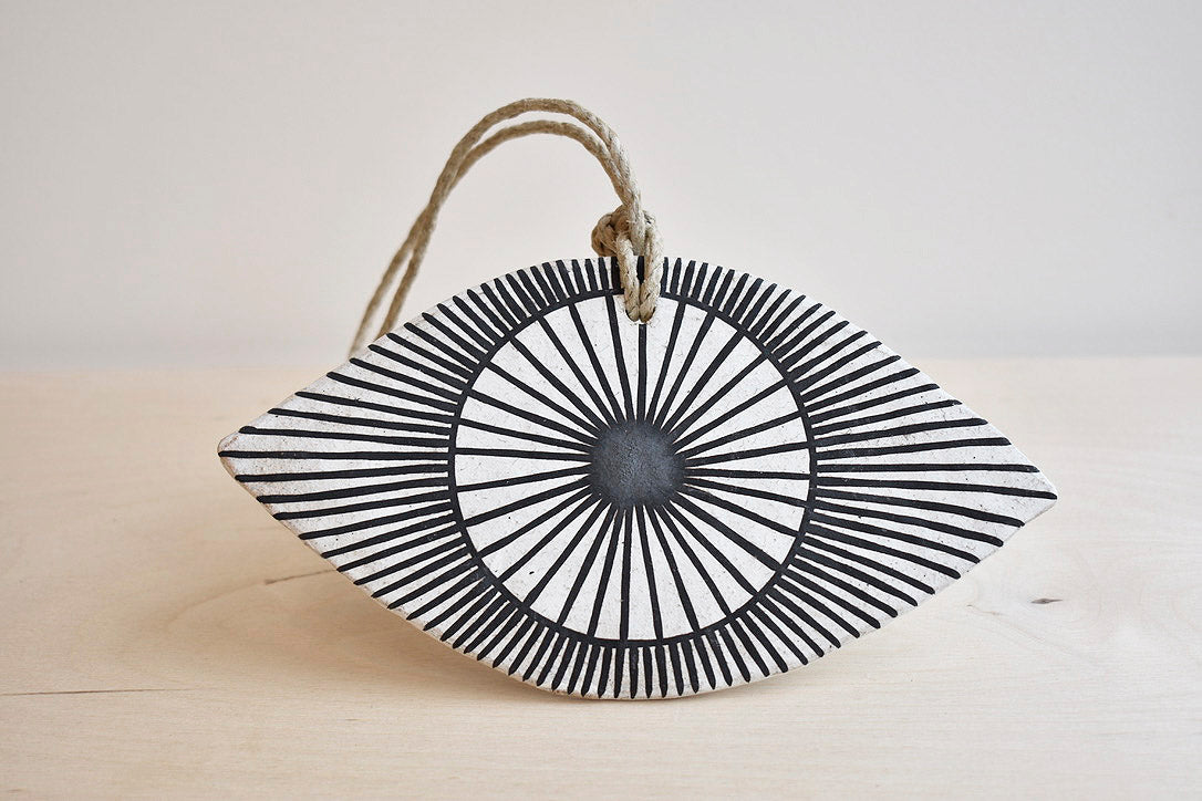 Ceramic Eye Ornament - Eye