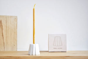 Porcelain Candle Holder