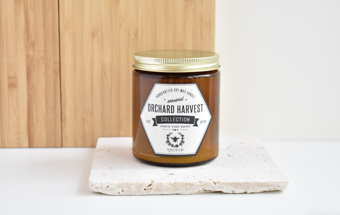 Orchard Harvest Candle