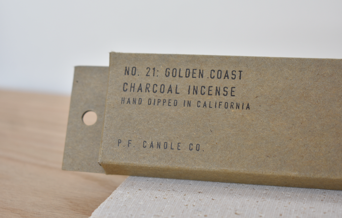 Golden Coast Incense