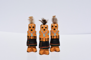 VINTAGE KACHINA DOLL - CRICKET