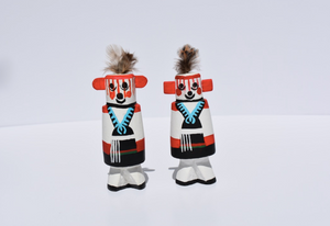 VINTAGE KACHINA DOLL - GRANDMOTHER