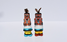 VINTAGE KACHINA DOLL - MOUNTAIN LION