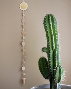 FULL MOON RISING WALL HANGINGS