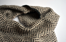 Worker Bandana Scarf in Beige