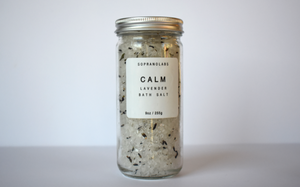 Lavender Calm Bath Salt