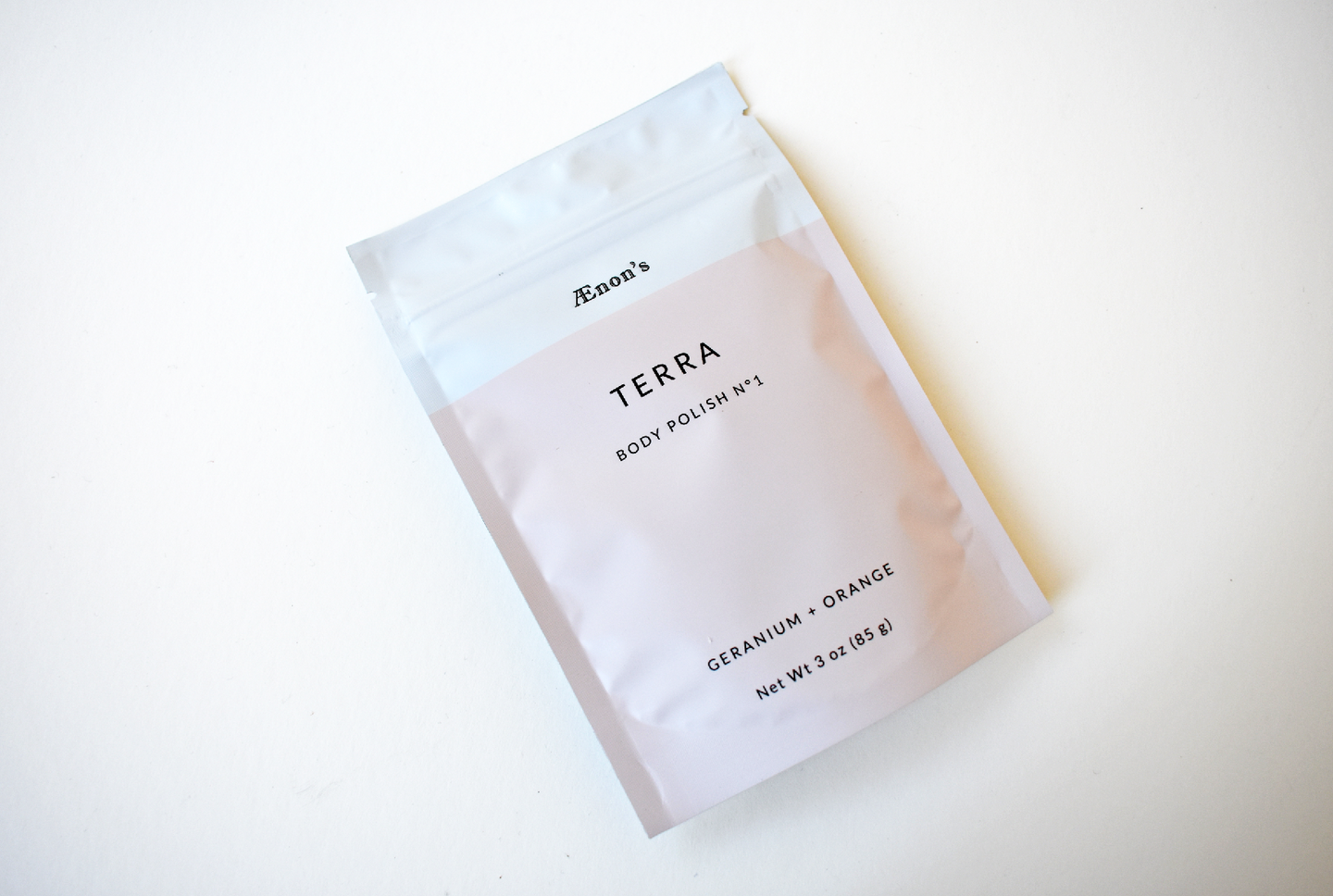 Terra Sugar Body Polish No.1
