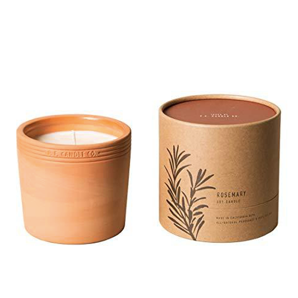 Rosemary Terra Candle