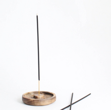 Walnut Incense Holder