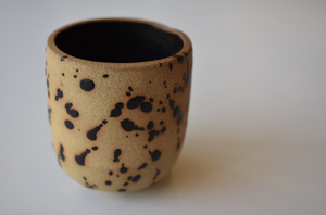 Swedish Speckled Espresso Cup