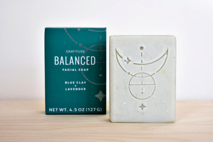 Balanced Facial Soap
