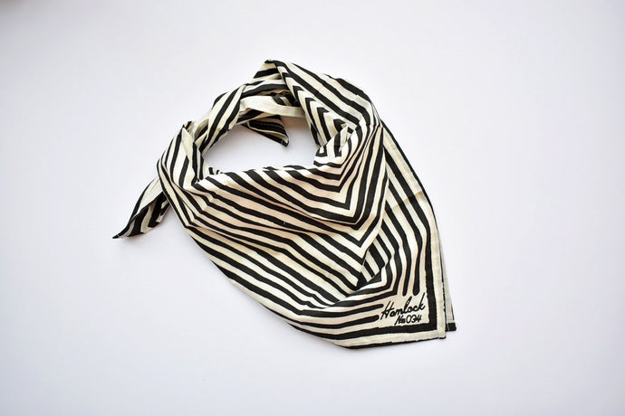 Striped Sammie B Bandana