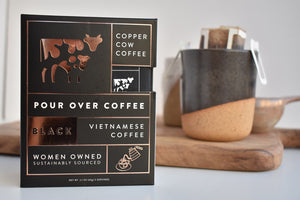 Black Vietnamese Coffee