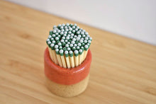 Ceramic Match Strike in Red