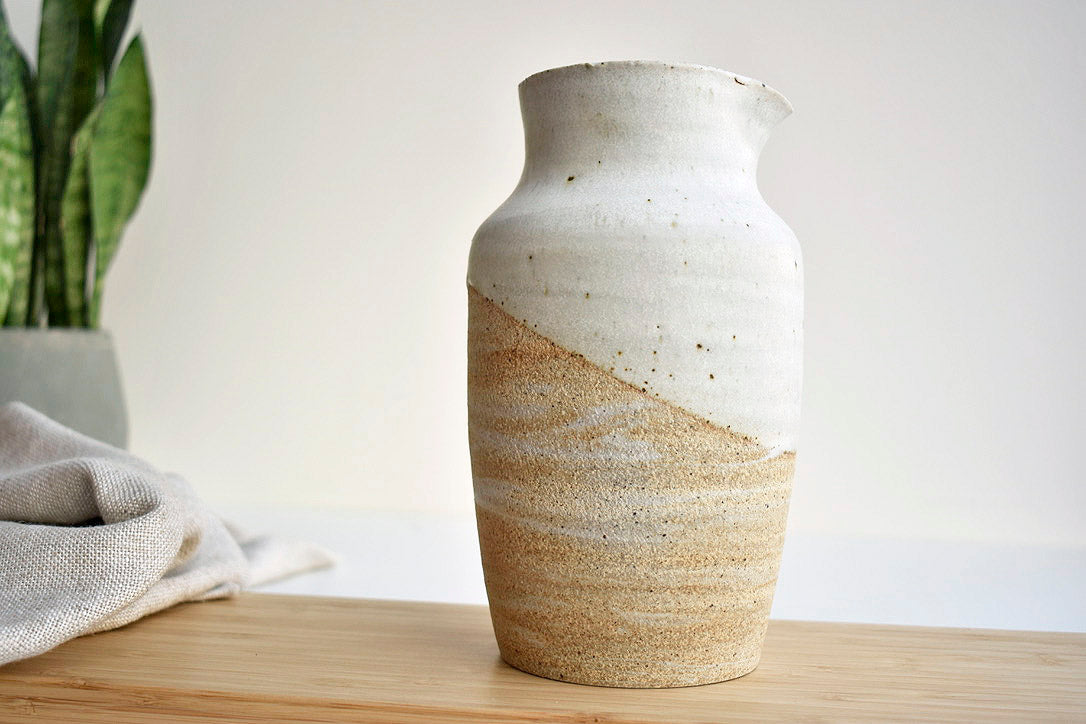 Ceramic Big Sexy Pitcher