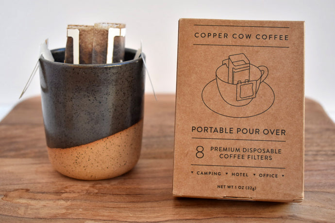 Portable Pour Over Coffee Filters