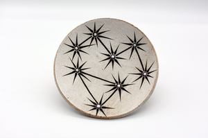 Constellations Ceramic Dish
