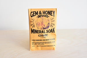 Cosmic Mineral Bath Soak