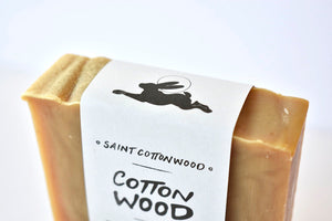 Saint Cottonwood Soap - Cottonwood
