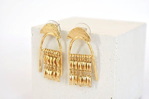 Shower of Faith Earrings