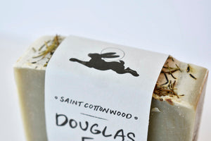 Saint Cottonwood Soap - Doug Fir