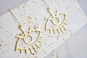 Eye Love You Earrings