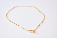 Andi Gold Choker Necklace