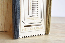 Hello Loom Start Kit in Slate/Wheat