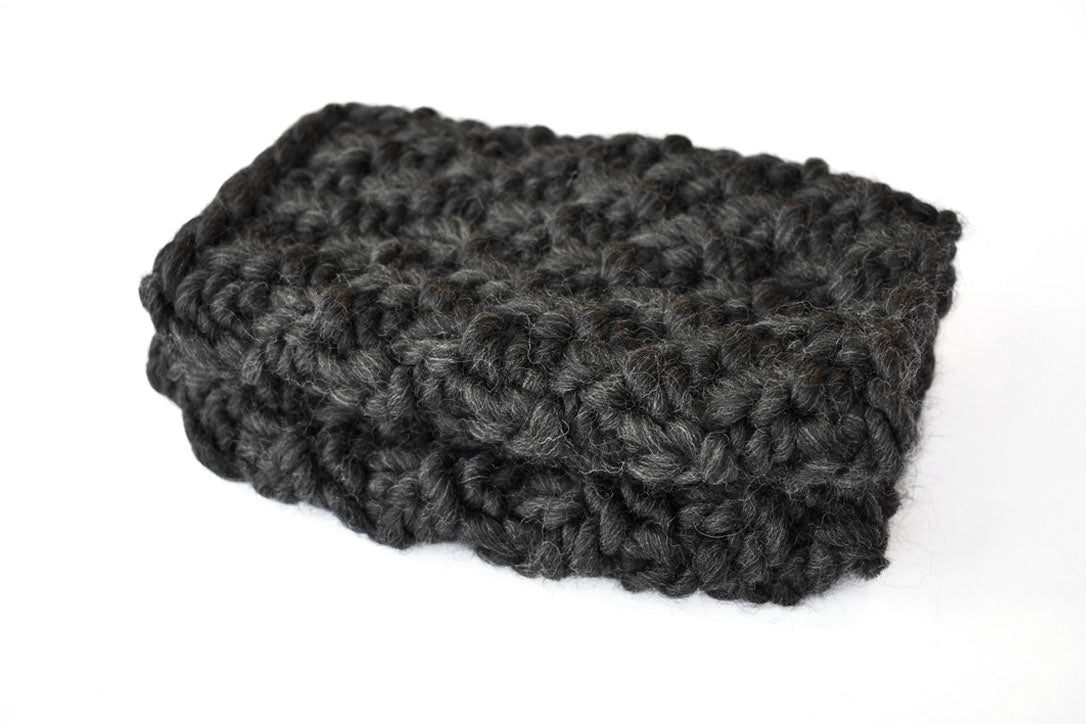 The Hygge Cowl in Black