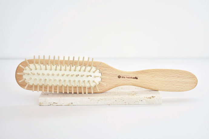 Swedish Beechwood Hairbrush