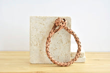 APORTA x RER Braided Leather Bracelet