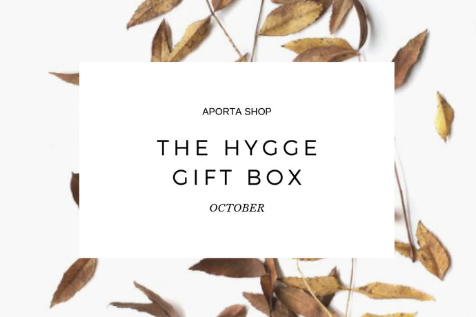 The Hygge Gift Box - October