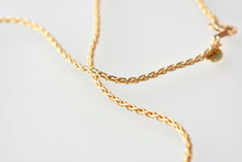 Jessie Gold Necklace