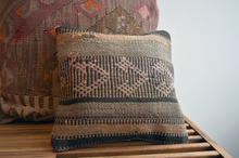 Pink Arrows Kilim Pillow