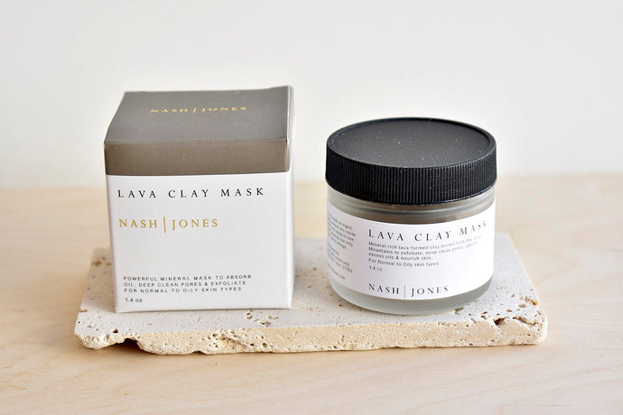 Lava Clay Mask